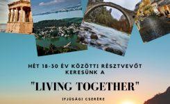 Erasmus+ ifjúsági csere program Görögországban