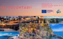 Aplicați pentru oportunități extraordinare de voluntariat în UE!