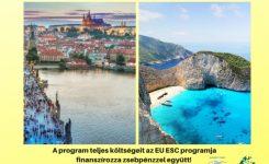Egy görög szigetre és a magyar fővárosba keresünk önkéntest!